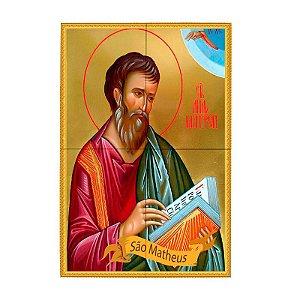Mosaico de Azulejo Personalizado São Mateus