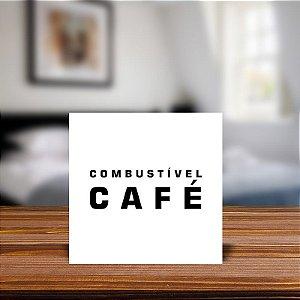 Azulejo Decorativo Combustível Café