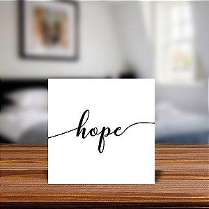 Azulejo Decorativo Hope