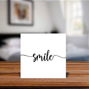 Azulejo Decorativo Smile