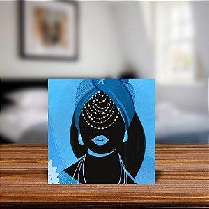 Azulejo Decorativo Iemanja Desenho