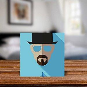 Azulejo Decorativo Minimalista Heisenberg