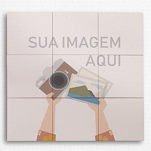 Painel Decorativo de Azulejo 60x60 cm