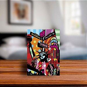 Azulejo Decorativo Nova Iorque