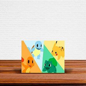 Azulejo Decorativo Pokemons
