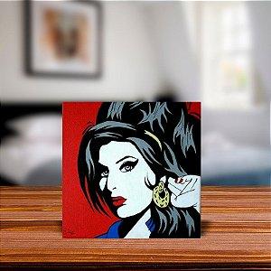 Azulejo Decorativo Amy Winehouse