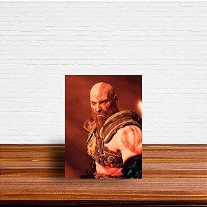 Azulejo Decorativo Kratos