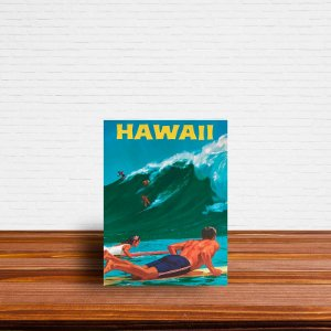 Azulejo Decorativo Hawaii