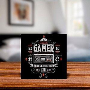 Azulejo Decorativo Classic Gamer