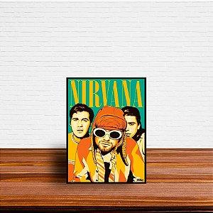Azulejo Decorativo Nirvana