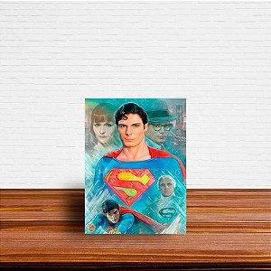 Azulejo Decorativo Superman 1978