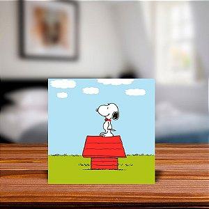 Azulejo Decorativo Snoopy