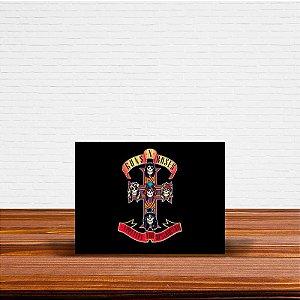 Azulejo Decorativo Guns n Roses 1