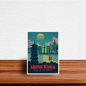 Azulejo Decorativo Hong Kong