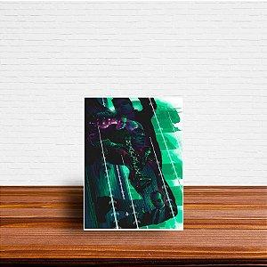Azulejo Decorativo Matrix