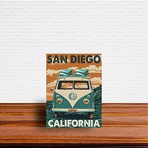 Azulejo Decorativo San Diego