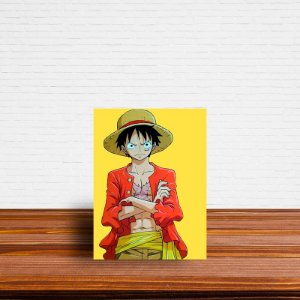 Azulejo Decorativo Luffy