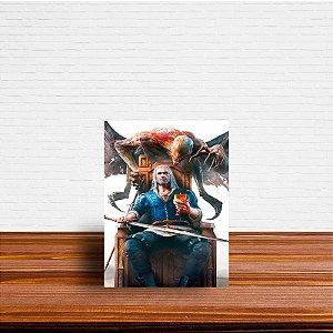 Azulejo Decorativo The Witcher
