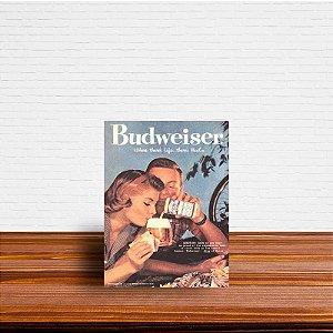 Azulejo Decorativo Budweiser