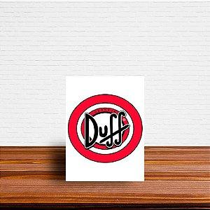 Azulejo Decorativo Duff