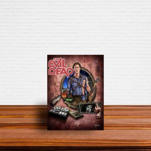 Azulejo Decorativo The Evil Dead