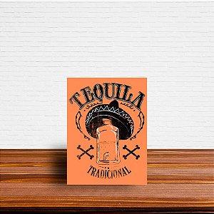 Azulejo Decorativo Tequila