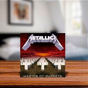Azulejo Decorativo Metallica Master Of Puppets