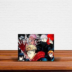 Azulejo Decorativo Jujutsu Kaisen 1
