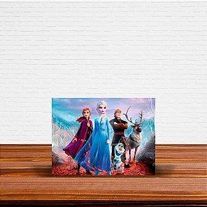 Azulejo Decorativo Frozen