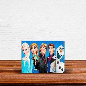 Azulejo Decorativo Frozen Personagens