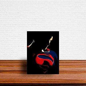 Azulejo Decorativo Superman