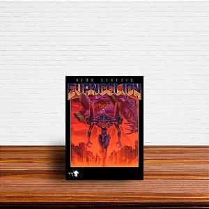 Azulejo Decorativo Neon Genesis Evangelion