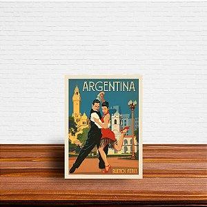 Azulejo Decorativo Buenos Aires