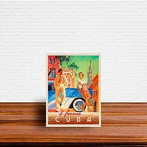 Azulejo Decorativo Cuba