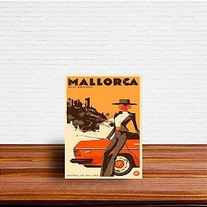 Azulejo Decorativo Mallorca 1