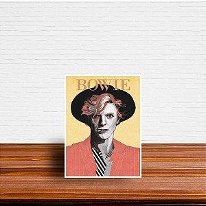 Azulejo Decorativo Bowie