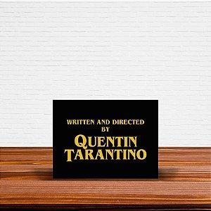 Azulejo Decorativo Quentin Tarantino 1