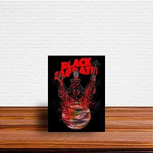 Azulejo Decorativo Black Sabbath 1