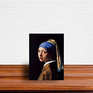 Azulejo Decorativo Meisje met de parel