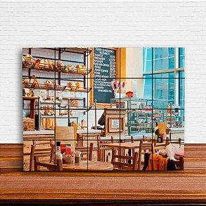 Painel de Azulejo Bar - Modelo 1