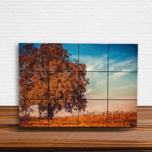 Painel Decorativo Árvore no Outono