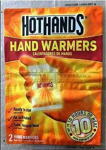 Aquecedor de mãos e corpo - Hand Warmers