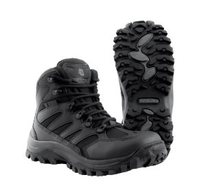 Bota Tractor Hiking INVICTUS Preto