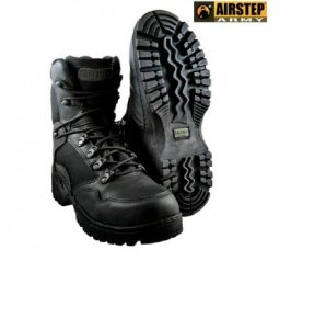 Bota Combat Black 8600-1