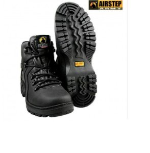 Bota Short Barrel Black 8820-1