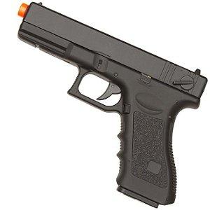 Pistola Airsoft Elétrica CM.030 BK 6.00MM - CYMA