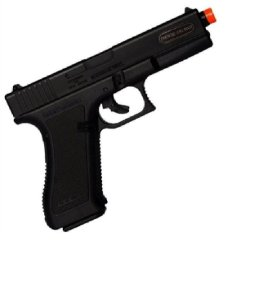 Pistola Airsoft K17 Model Mola