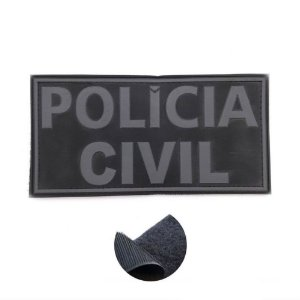 Placa Identificadora Emborrachada Para Costa Do Colete
