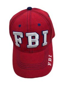 Boné FBI