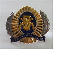 Distintivo De Boina Soldado Da Policia Militar De São Paulo